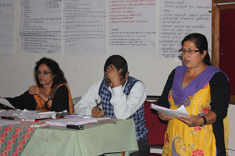 Workshop of Cooperatives - 5
