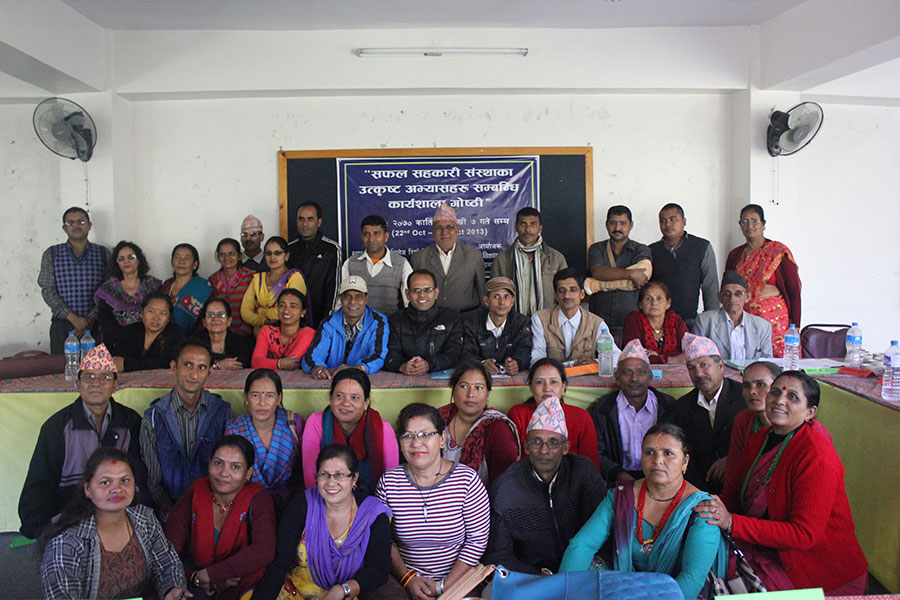 Workshop of Cooperatives - 4